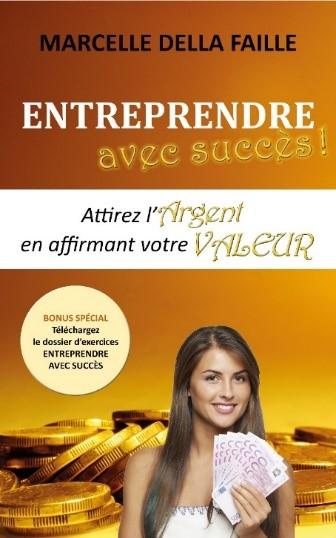 Entreprendre avec succès -couverture