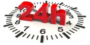 6 chiffres en 24 heures par semaine