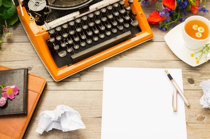 Besoin d'inspiration pour réchauffer votre désir d'écrire? La voici!