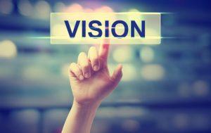 Toute manifestation commence par une vision